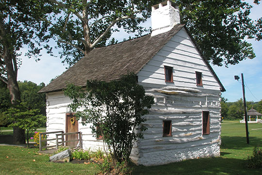 Downingtown Log Cabin